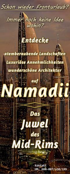 Entdecke Namadii